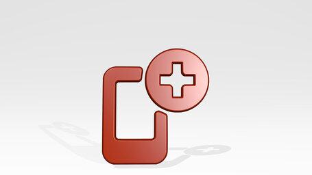 medical app smartphone