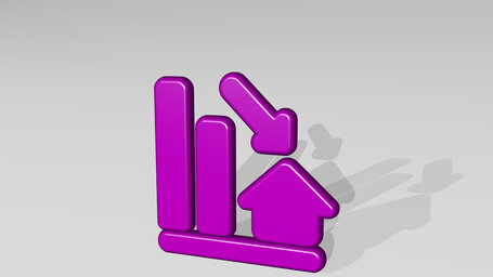 real estate market house decrease