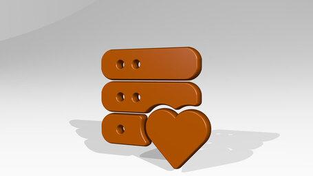 server heart