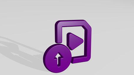 video file upload