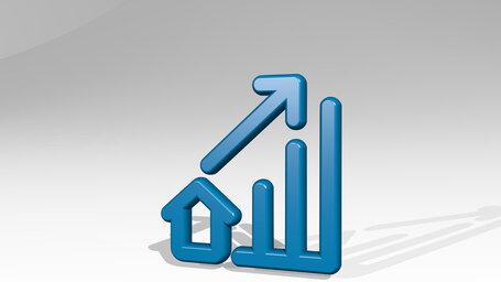 real estate market house increase