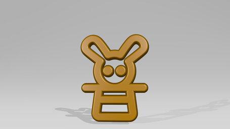 business magic rabbit