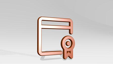 app window badge