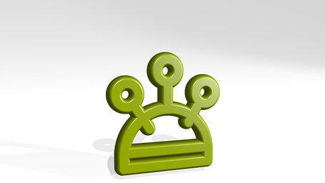 clothes design pin cushion