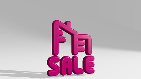 real estate sign building sale