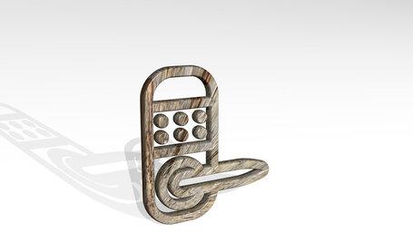 door password lock