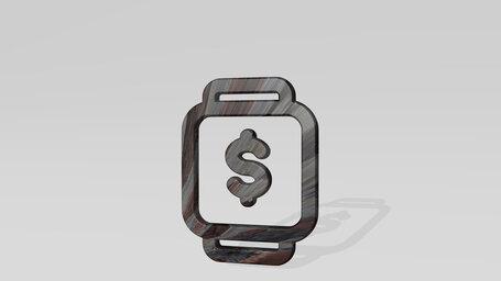 smart watch square cash