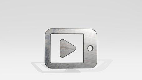 video player smartphone horizontal