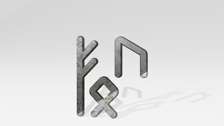 history caveman symbols