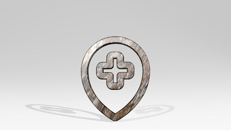 style two pin cross
