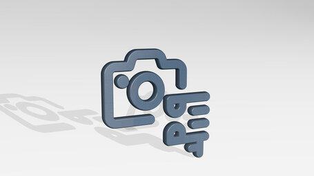 video edit camera measure