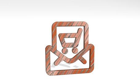 shopping voucher mail