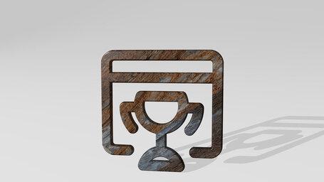 seo trophy