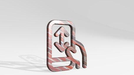 phone scroll