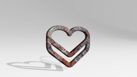 love gift chocolate box