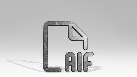 audio file aif