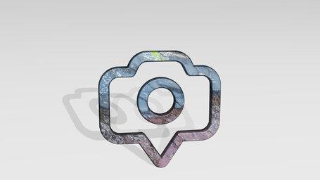 camera settings pin