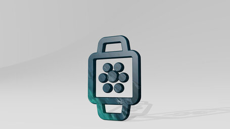smart watch square app