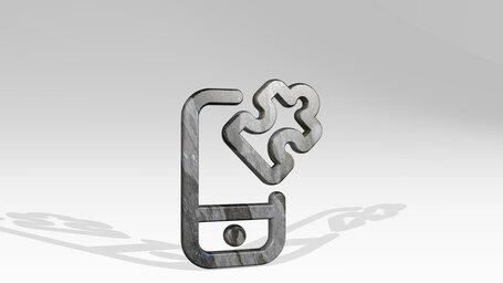 module phone puzzle