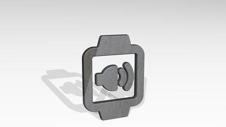 smart watch square sound alternate