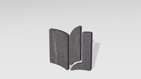 book flip page