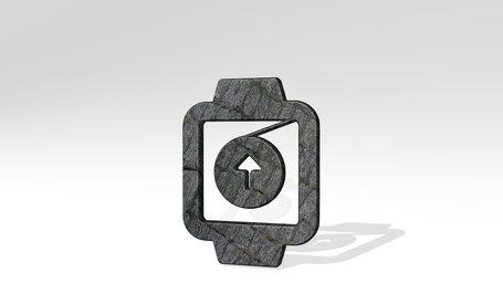 smart watch square upload alternate
