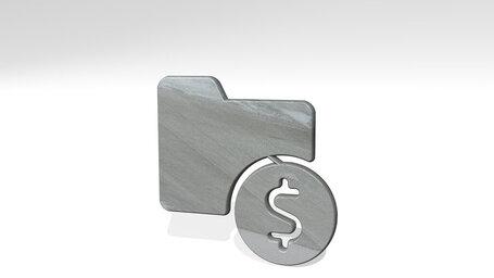 folder cash