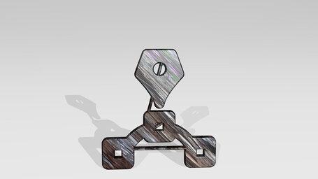 vectors pen new anchor