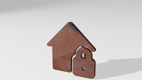 real estate action house lock