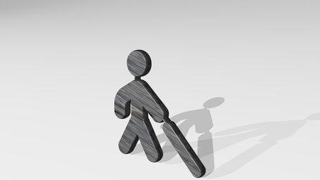 disability walk blind