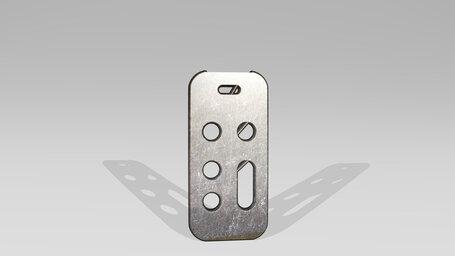 modern tv remote smart