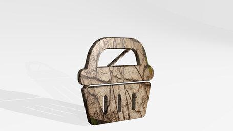 shopping basket handle
