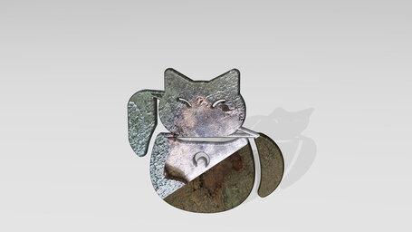 business lucky cat