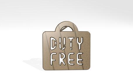 shopping bag duty free