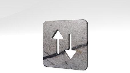 data transfer square vertical