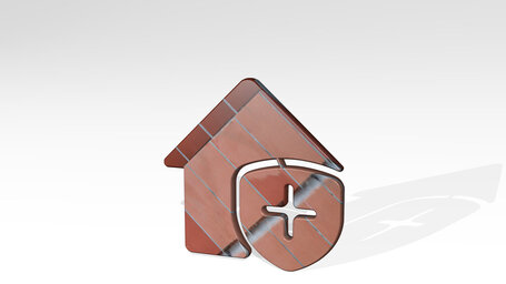 real estate action house shield