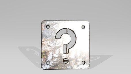 video game mario question box