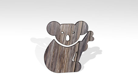 koala bamboo