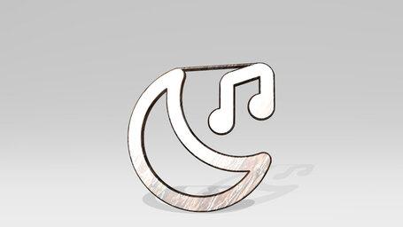 music genre moon night alternate