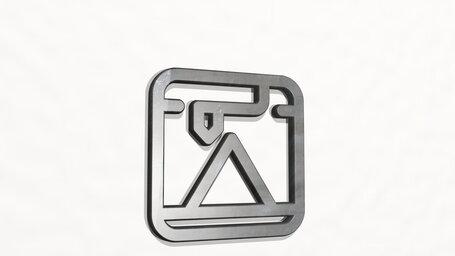 d print triangle