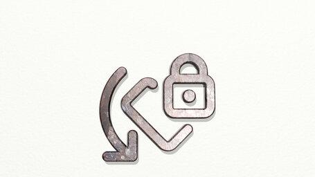 phone lock left