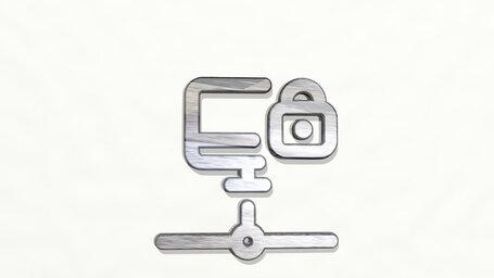 monitor lock
