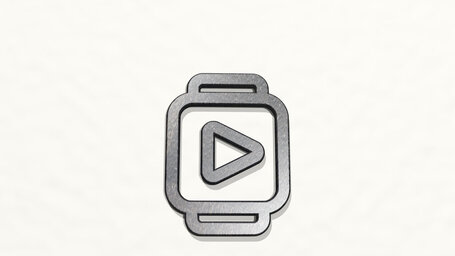 smart watch square play