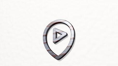 style three pin movie reel