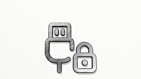 flash drive lock