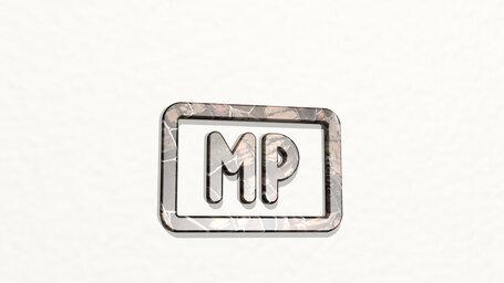 army symbol mp