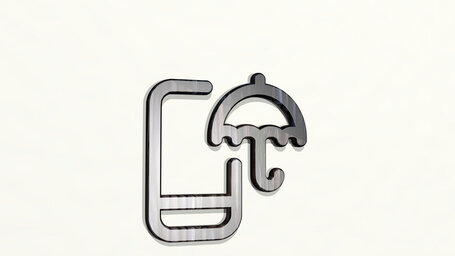 weather app rain umbrella