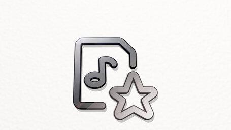 audio file star