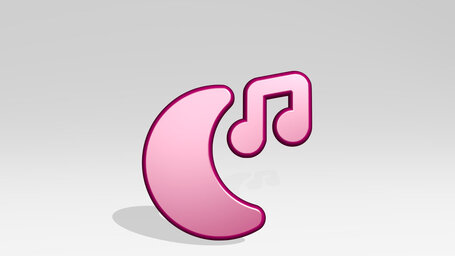 music genre moon night