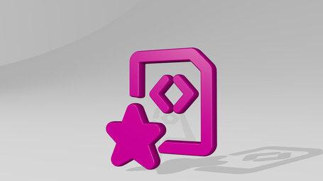 file code star